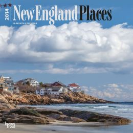 2014 New England Places Square 12x12