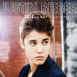 2014 Justin Bieber Square 12x12 Bravado