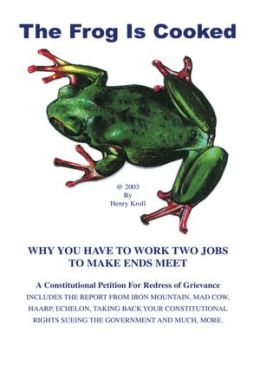 The Frog is Cooked: Why You Have To Work Two Jobs To Make Ends Meet