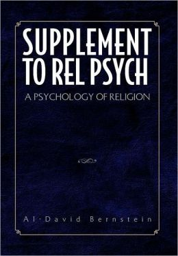 Supplement to Rel Psych: A Psychology of Religion