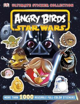 Ultimate Sticker Collection: Angry Birds Star Wars