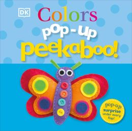 Pop-Up Peekaboo: Colors