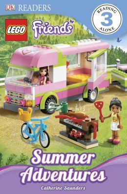 Summer Adventure (DK Readers: LEGO Friends)