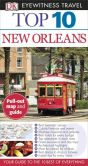 Book Cover Image. Title: Top 10 New Orleans, Author: DK Publishing
