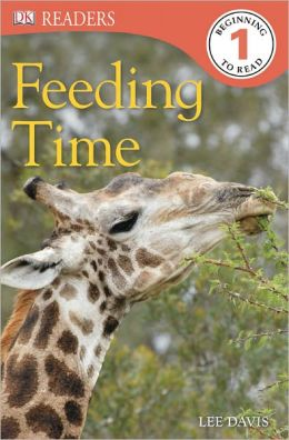 DK Readers L1: Feeding Time