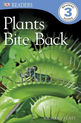 Plants Bite Back! (DK Readers Level 3 Series)