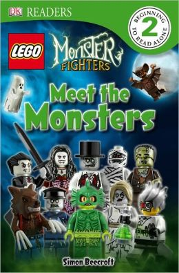 DK Readers: LEGO® Monster Fighters: Meet the Monsters