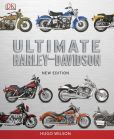 Book Cover Image. Title: Ultimate Harley Davidson, Author: Hugo Wilson
