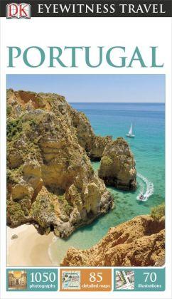 DK Eyewitness Travel Guide: Portugal