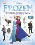 Book Cover Image. Title: Ultimate Sticker Book:  Frozen, Author: DK Publishing