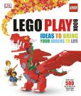 Book Cover Image. Title: LEGO Play Book:  Ideas to Bring Your Bricks to Life, Author: Daniel Lipkowitz