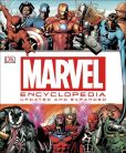 Book Cover Image. Title: Marvel Encyclopedia, Author: DK Publishing