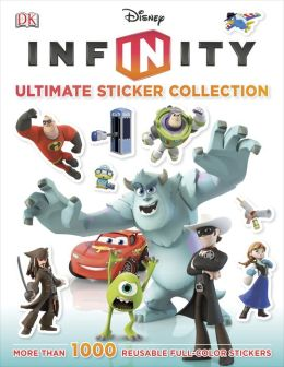 Ultimate Sticker Collection: Disney Infinity