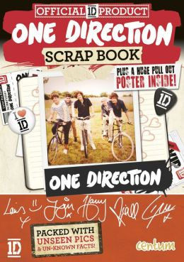 One Direction Scrap Book