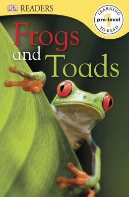 DK Readers L0: Frogs & Toads