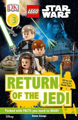 DK Readers L3: LEGO Star Wars: Return of the Jedi