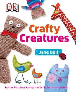 Crafty Creatures (PagePerfect NOOK Book)