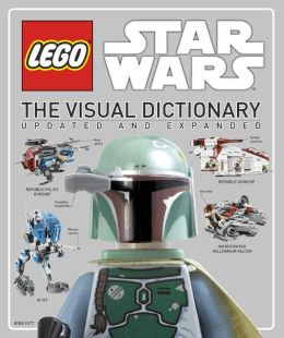 LEGO Star Wars: The Visual Dictionary: Updated and Expanded (Library Edition)