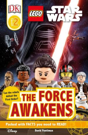 DK Readers L1: LEGO Star Wars: The Force Awakens
