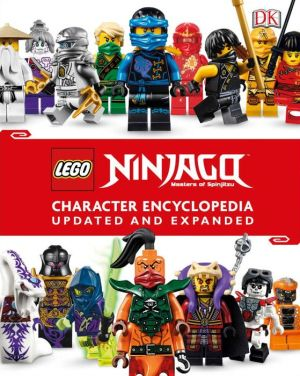 LEGO NINJAGO Character Encyclopedia, Updated Edition (Library Edition)