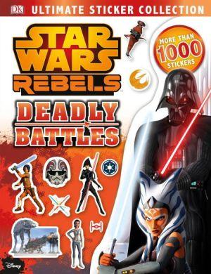 Ultimate Sticker Collection: Star Wars Rebels Season 3
