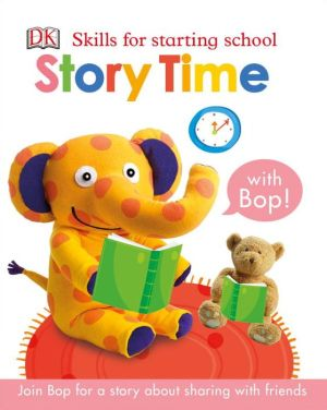 Bip, Bop, and Boo: Get Ready for School: Plush and Book: Story Time
