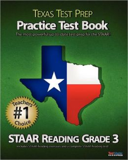 TEXAS TEST PREP Practice Test Book STAAR Reading Grade 5: Aligned to the 2011-2012 STAAR Reading Test Test Master Press
