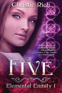 Five: An Elemental Enmity Novel