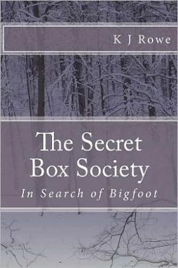 The Secret Box Society: in Search of Bigfoot: In Search of Bigfoot