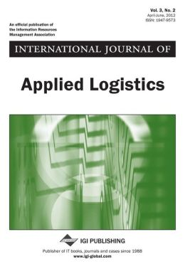 International Journal of Applied Logistics, Vol 3 ISS 2