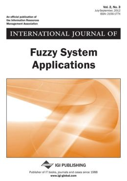 International Journal of Fuzzy System Applications, Vol 2 ISS 3