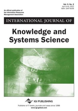 International Journal of Knowledge and Systems Science, Vol 3 ISS 2