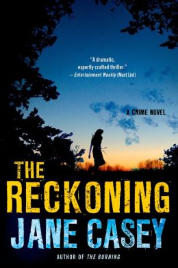 The Reckoning (Maeve Kerrigan Series #2)