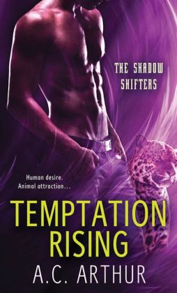 Temptation Rising (Shadow Shifters Series #1)