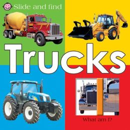 Trucks (Slide and Find Series)