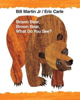 Brown Bear, Brown Bear, What Do You See? Narrated by Gwyneth Paltrow