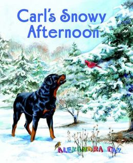 Carl's Snowy Afternoon