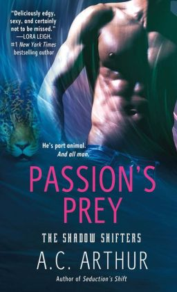 Passion's Prey (Shadow Shifters Series #3)