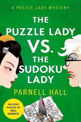 The Puzzle Lady vs. the Sudoku Lady (Puzzle Lady Series #11)