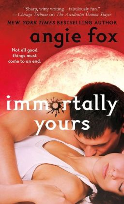 Immortally Yours (Monster MASH Series #1)