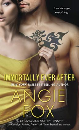 Immortally Ever After (Monster MASH Series #3)