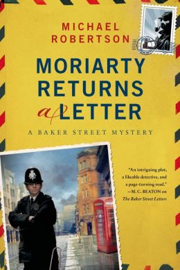 Moriarty Returns a Letter (Baker Street Letters Series #4)