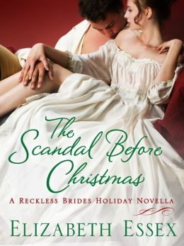 The Scandal Before Christmas: A Holiday Novella
