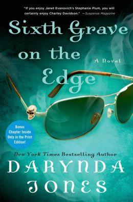 Sixth Grave on the Edge (Charley Davidson Series #6)