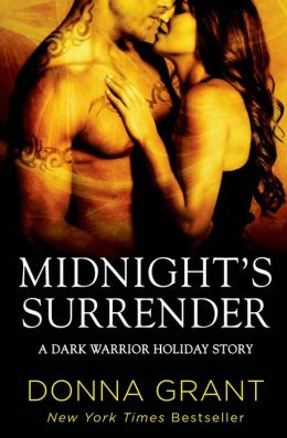 Midnight's Surrender: A Dark Warriors Holiday Novella