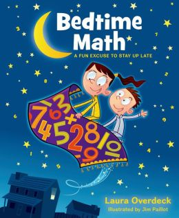 Bedtime Math (PagePerfect NOOK Book)