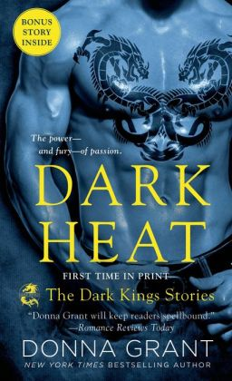 Dark Heat: The Dark Kings Stories