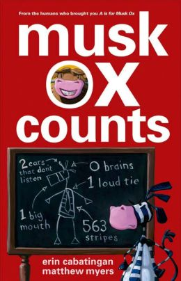 Musk Ox Counts (Musk Ox Series #2)