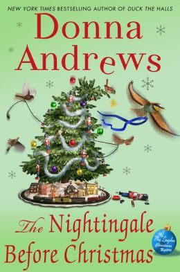 The Nightingale Before Christmas (Meg Langslow Series #18)