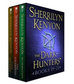 The Dark-Hunters, Books 19-21